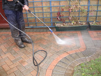 Driveway Cleaning Wiltshire, Pressure Washing Wiltshire, Patio C image